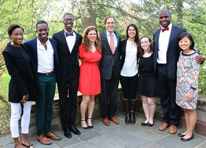 Photo courtesy of the Office of the Dean of Undergraduate Students