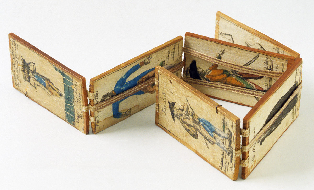 The Jacob S Ladder Toy And Its Mysterious History Cotsen Children S Library