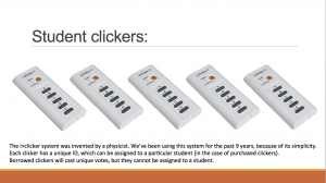 Clickers-Student-Temos