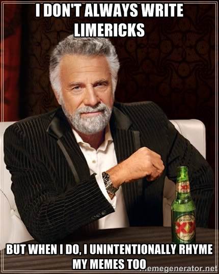 rhymememes limericks and memes contemporary experimental fiction and visual