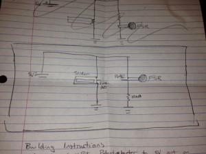 """SoundBox"" Circuit Diagram"