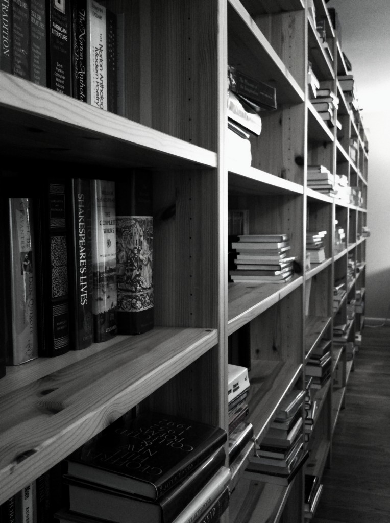 My Library in the Age of Mechanical Reproduction