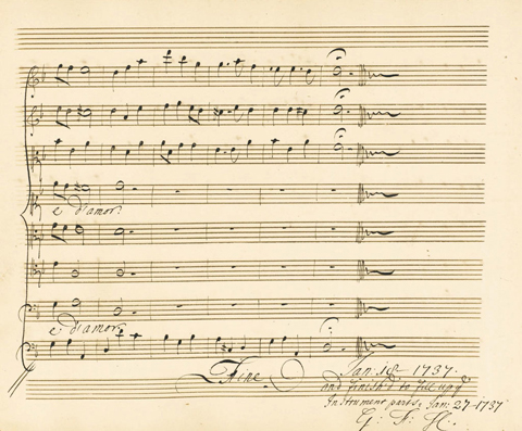 Handel, Berenice. Not to be reproduced without permission of the Princeton University Library.