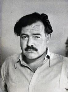 Ernest Hemingway, Madrid, May 1937