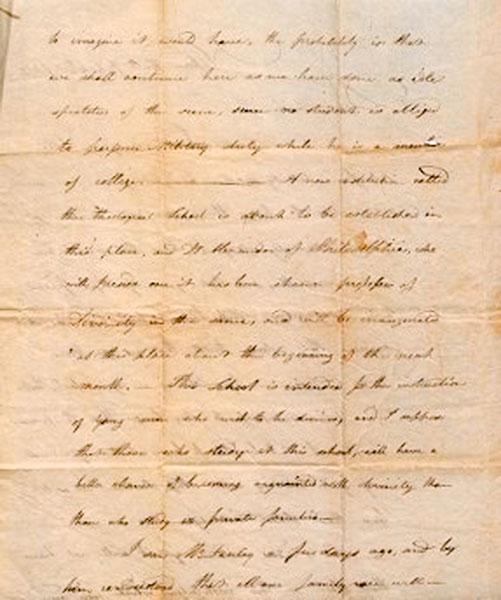 Walter Kirkpatrick letter, page 2