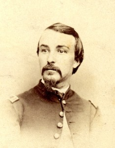 photo of Junius Wilson MacMurray, October 1862