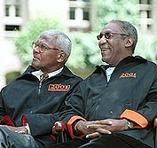 Bill Cosby - 2001 Class Day Speaker Photo Courtesy: Princeton Weekly Bulletin