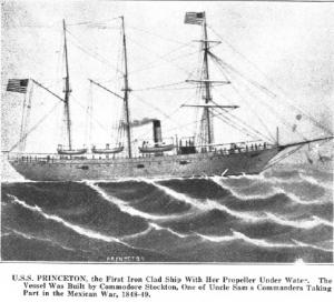 U.S.S. Princeton