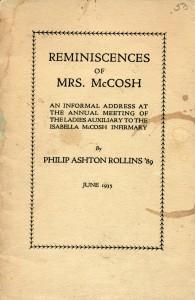 McCosh_Reminisces_1935_AC175_Box_2