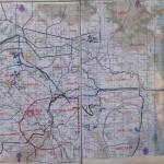 Binh Dinh Map, 1968