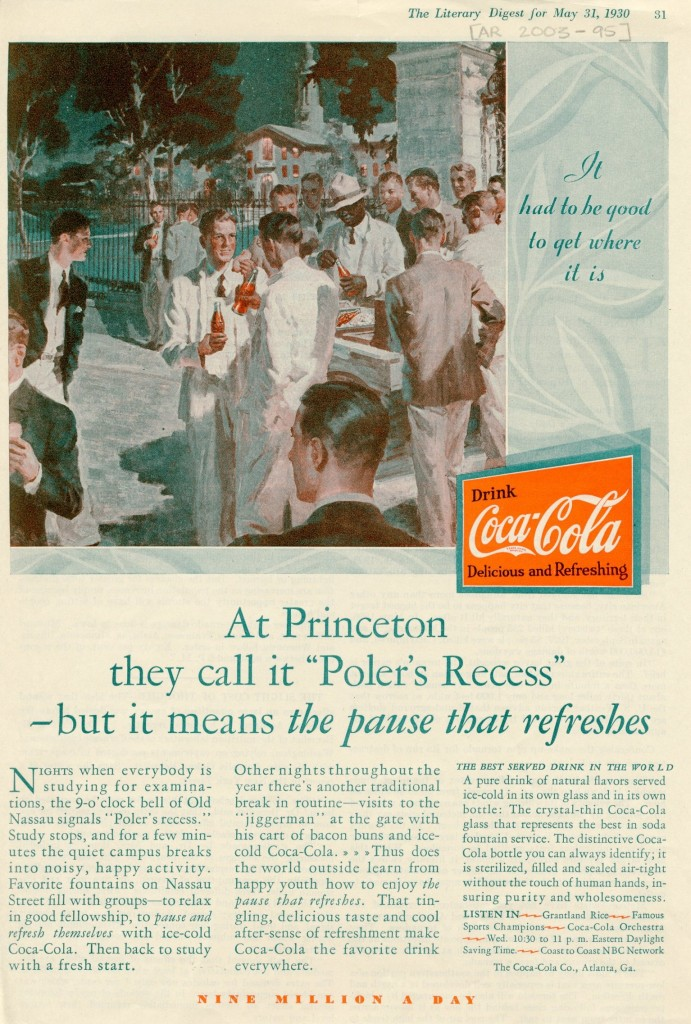 Princeton_Coke_Ad_1930_AC109_Box394_F1