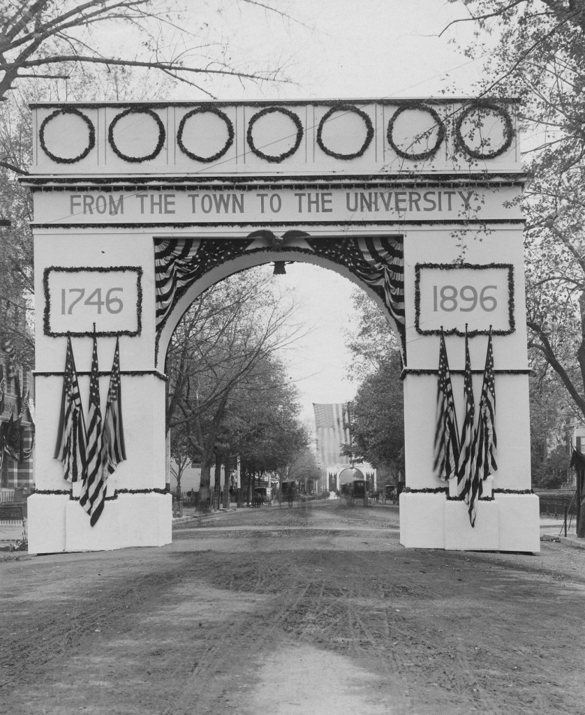 Town_to_University_arch_AC112_LP19_No._1387