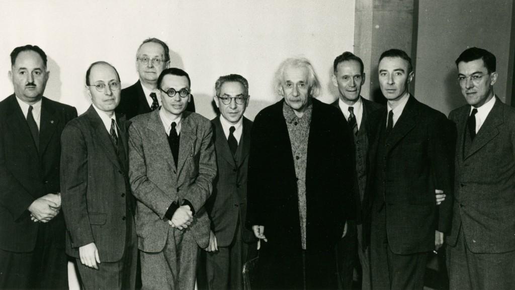 Einstein 70 birthday