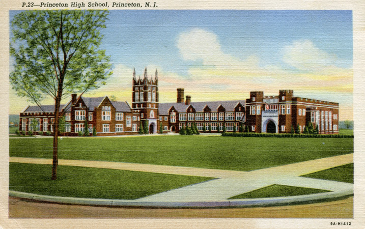 Integrating princeton university robert joseph rivers 53 - Princeton university office of admissions ...