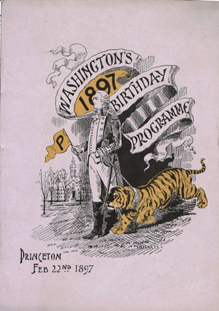 1897 Washington's Birthday Program
