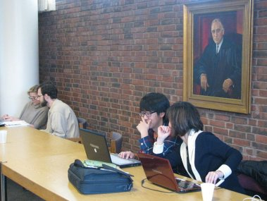 Mudd_Library_Edit-a-thon_participants