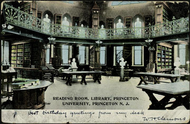 sm1909LibraryreadingRoomChancellorGreen