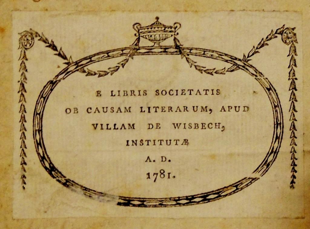Wisbech.Literary.Society