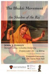 Jack Hawley Bhakti lecture