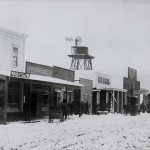 North Water Street, 1885.