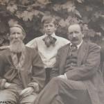 The Davenports, Copyright 1905.