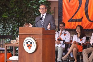 Photo: Princeton University, Office of Communications, Steve McDonald (2012)
