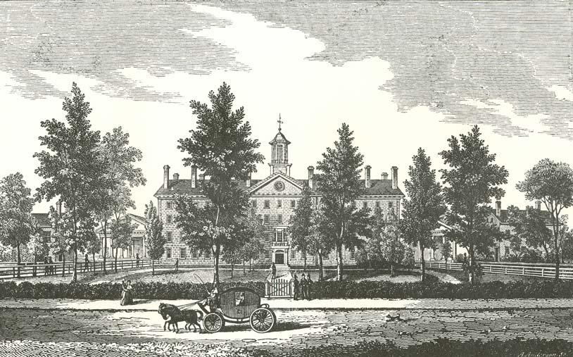 Alexander Hall ca 1843 (1)