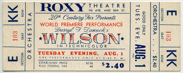 Wilson_ticket_MC168_Box_45_Folder_6