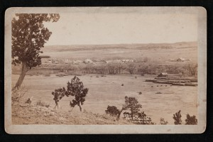 No. 230, Fort Stanton N.M. from the N.W.
