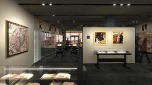Proposed Rare Books & Special Collections Exhibition Gallery
