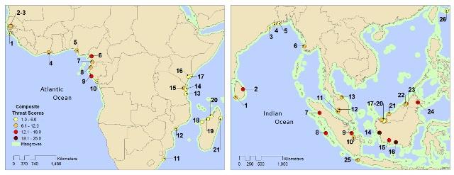 Fig. 1 Site map_w mangrove 640