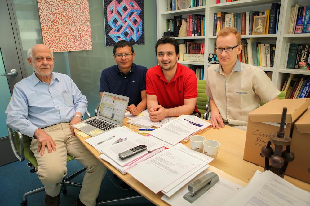 Researchers at Princeton