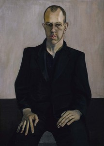 Max White by Alice Neel