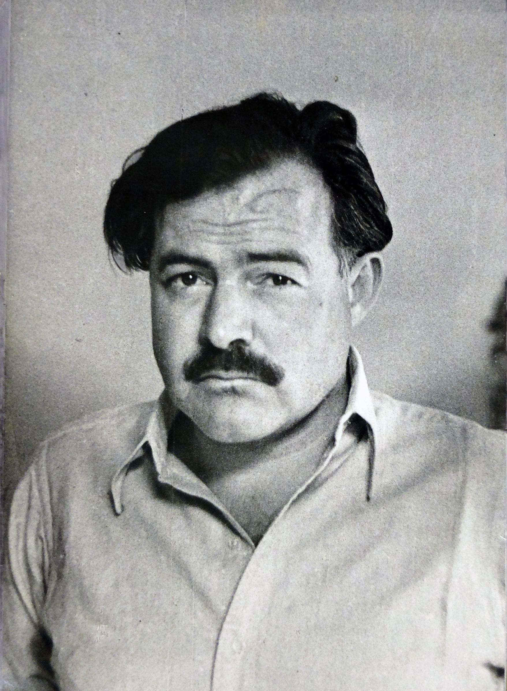 Hemingway at Princeton | RBSC Manuscripts Division News