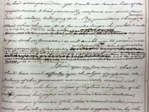 Monroe letter book